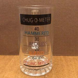Chug O Meter Beer Mug